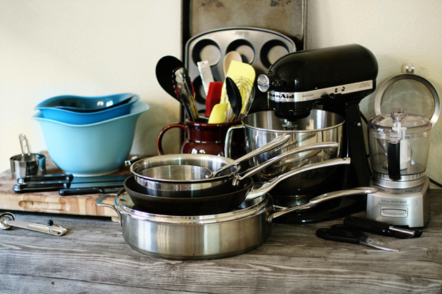 Basics – Kitchen Utensils and Equipment | The $120 Food Challenge