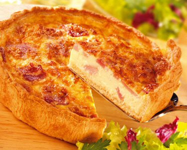 Ultimate quiche Lorraine recipe - Recipes - BBC Good Food