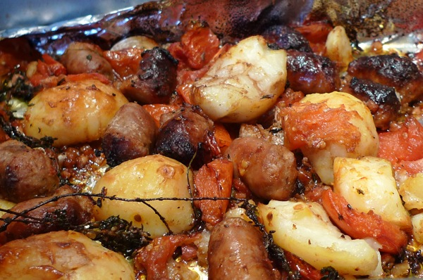 Bills Baked Italian Sausages