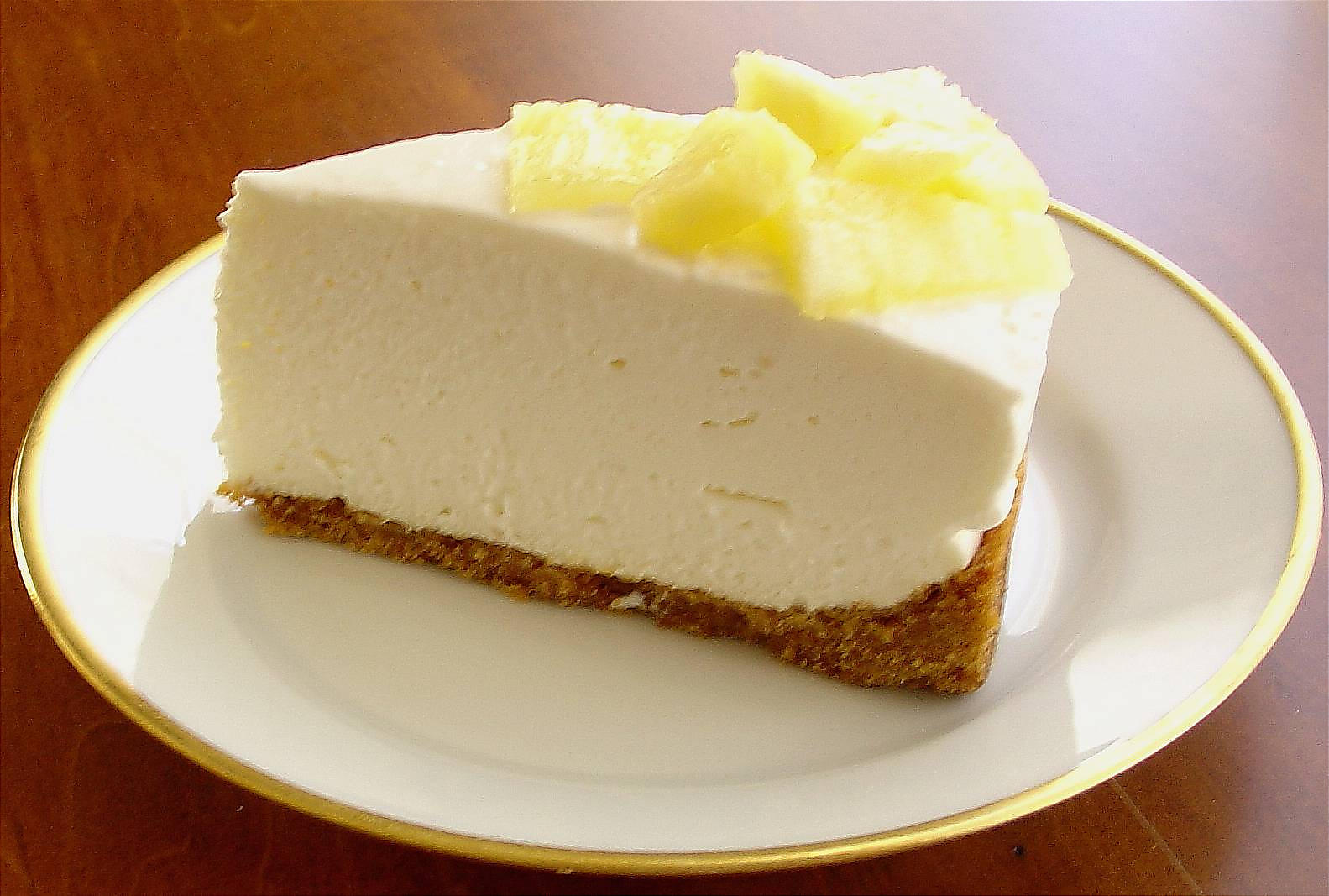Bar Ideas For Kitchen Lemon Cheesecake Recipe Dishmaps