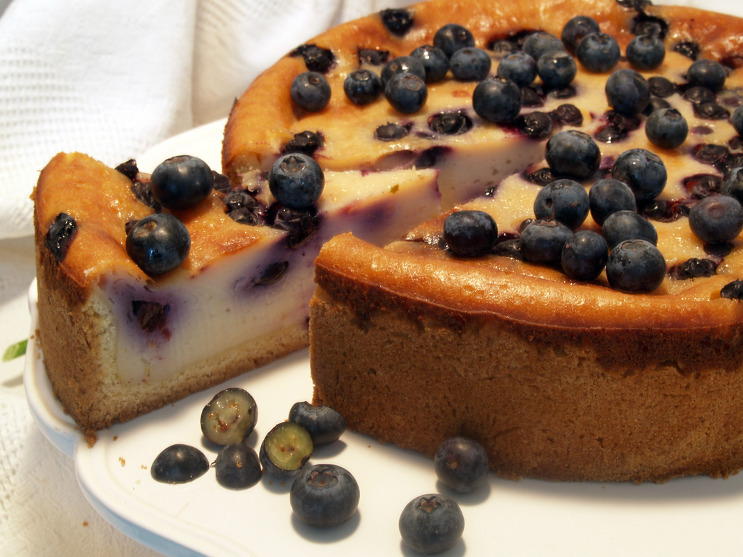 baked baked blueberry cheesecake blueberry cheesecake baked cheesecake ...