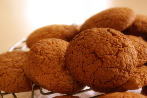 Butternut Cookies