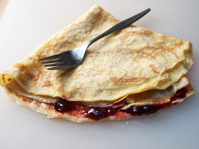 How to make perfect crepes