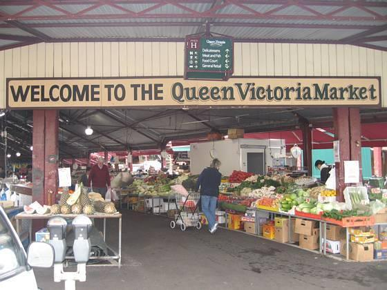Melbourne Food Markets Victoria