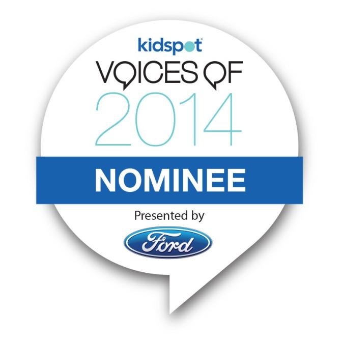KidspotVoices2014Nominee