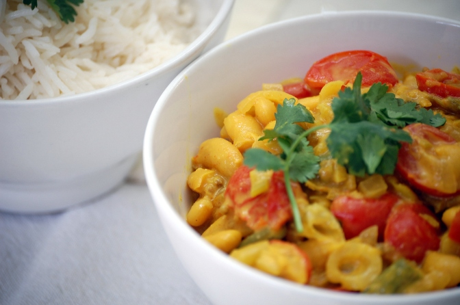 White Bean Curry
