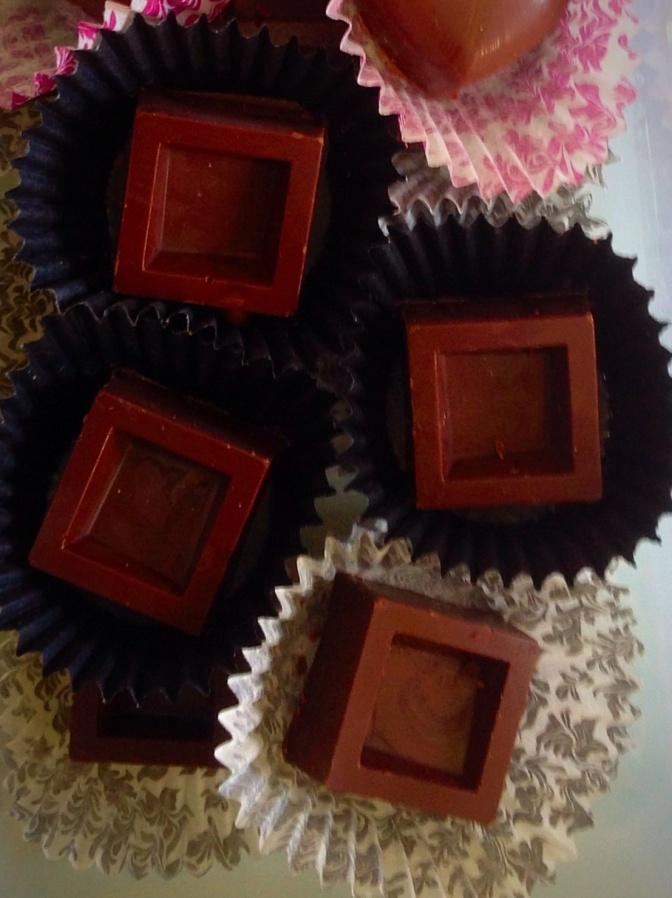 Sweet Treats – Choc-Chilli 'Bombs'
