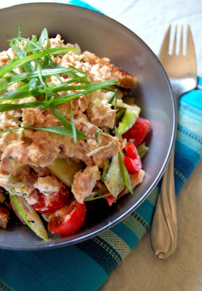 Day 4 – Tuna Salad