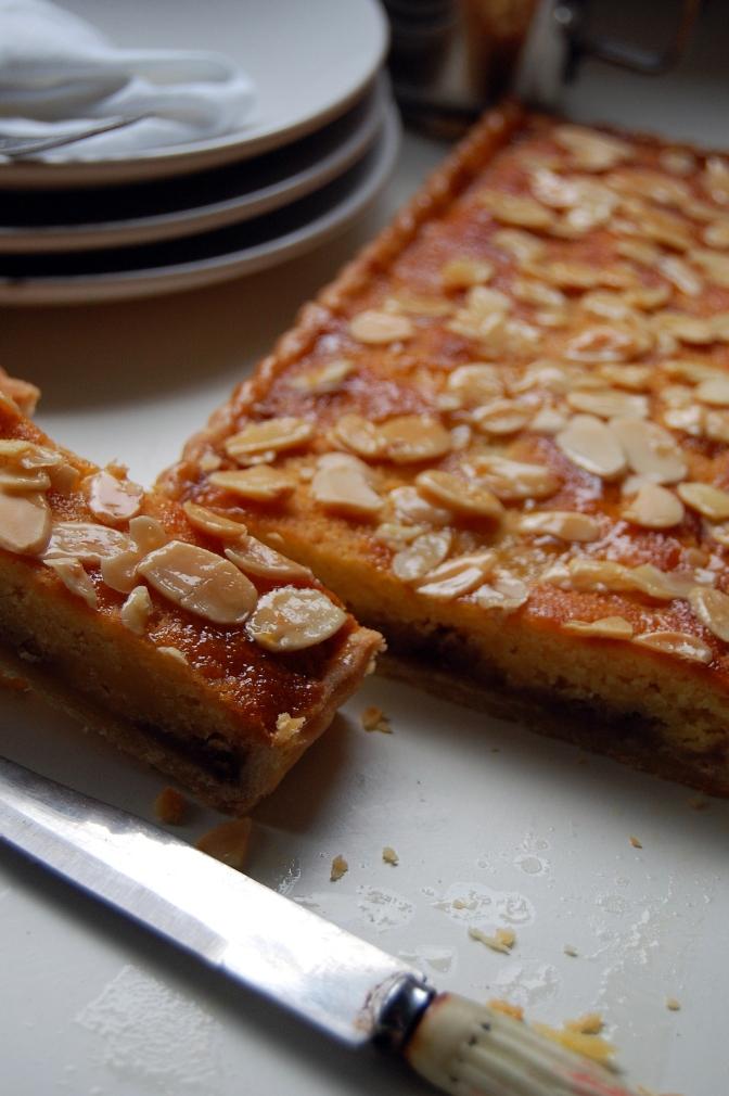 Sweet Treats – Bakewell Tart
