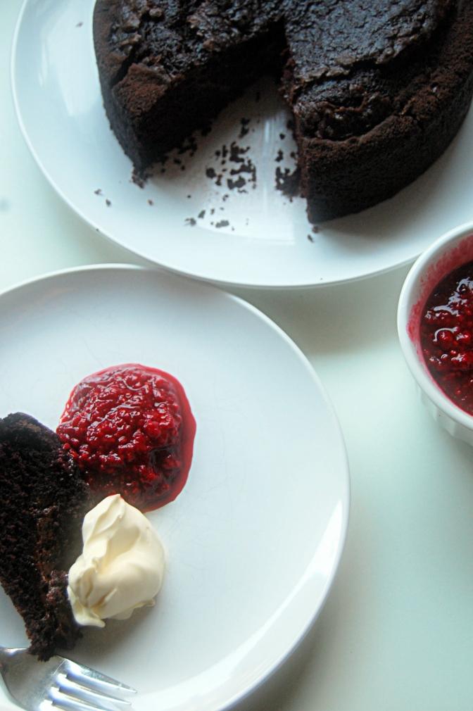 Sweet Treats – Vegan Chocolate Cake